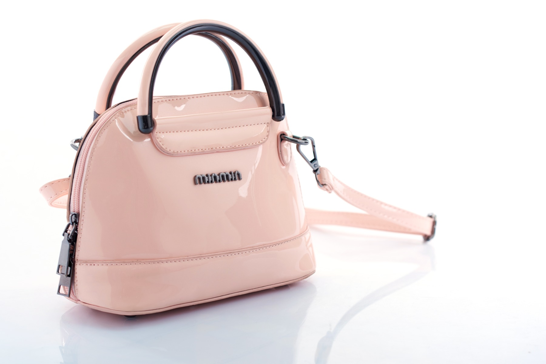 Жіноча сумка MinMin Beige купити недорого в магазині Копійочка b4dbe78e597fc