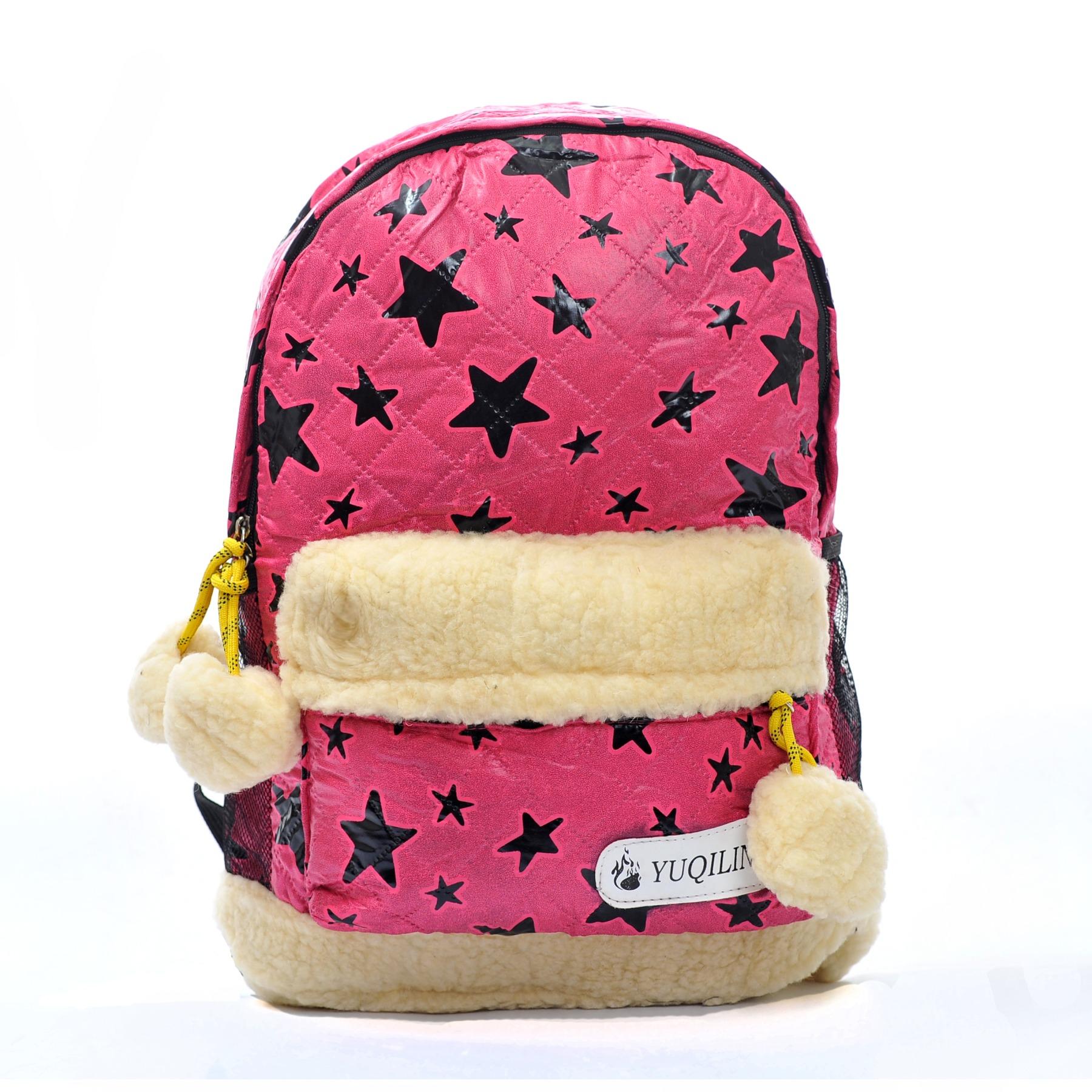 Рюкзак жіночий Yiletao м який з тканини купити недорого в магазині ... 38c042741f2b9